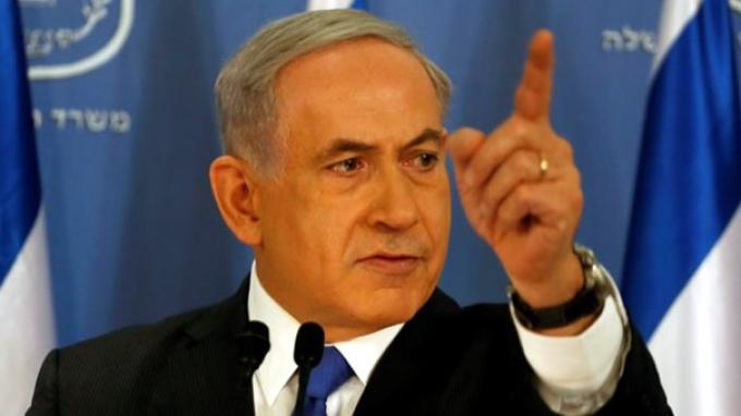 PM Israel Benyamin Netanyahu Tolak Kesepakatan Baru Nuklir Iran