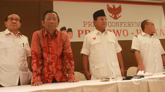 Aria Bima: Akibat Sikapnya, Prabowo Tidak Bisa Gugat Hasil Pilpres ke MK