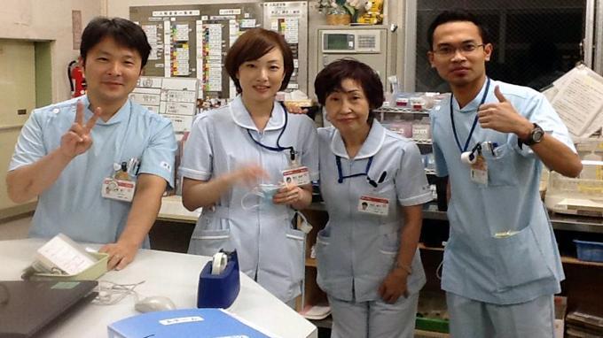 696 Pensiunan Perawat Di Jepang Diminta Kembali Bekerja Atasi Pandemi Corona Tribunnews Com Mobile
