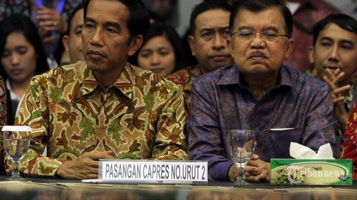 Bila Presiden Jokowi Dilengserkan, Kader Golkar Ini Menolak Jika Wapres JK Ikut Turun