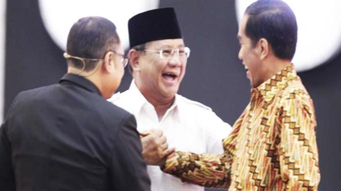 Rekonsiliasi Jokowi dengan Prabowo Tinggal Tunggu Waktu