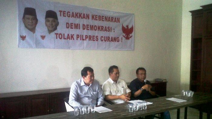 Kader Gerindra Juga Akan Kepung KPUD Seluruh Indonesia