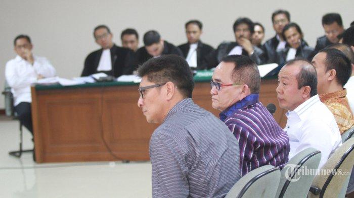 Saksi Patahkan Dakwaan Jaksa untuk Anas