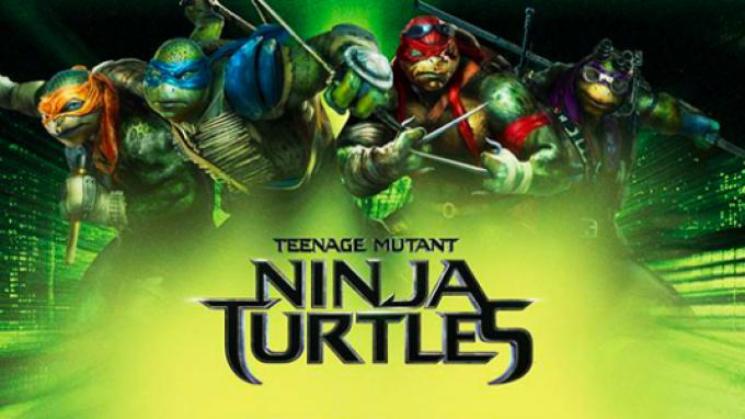 Baru Dirilis, Teenage Mutant Ninja Turtles Rajai Box Office
