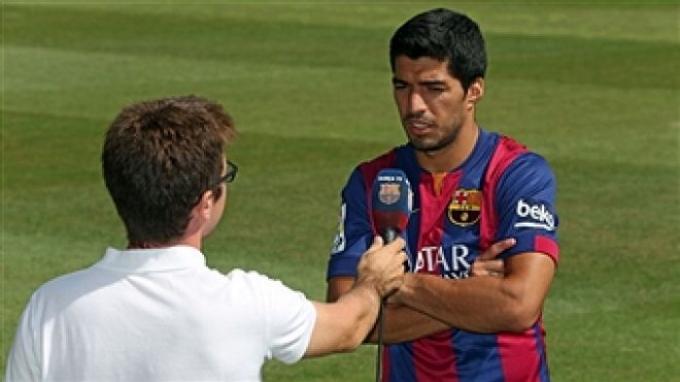 Luis Suarez Harus Bayar Kesalahannya yang Telah Dilakukannya