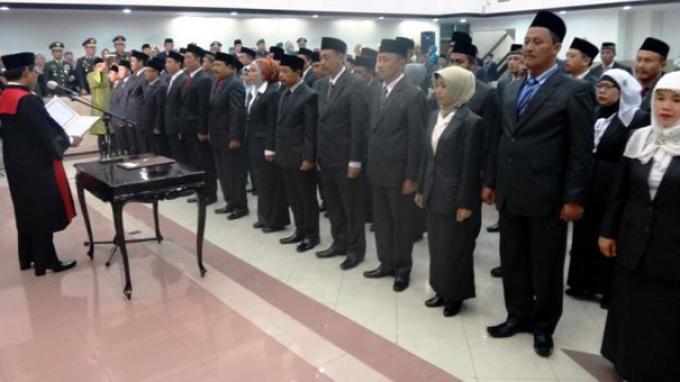 Anggota DPRD Jember Langsung Dikembalikan ke Lapas Usai Dilantik
