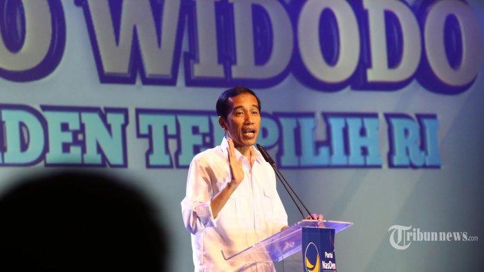 Jokowi Ingin Harga BBM Naik Sebelum Dilantik