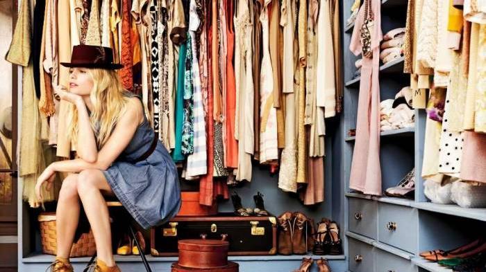 Fashion-Closet lemari baju cewek