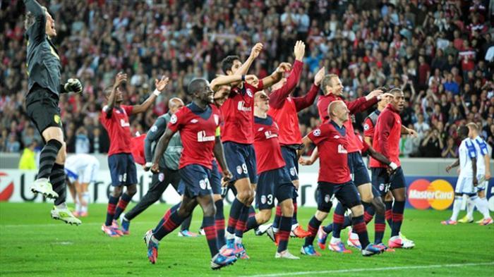Ini yang Terjadi saat Ribuan Orang Berpesta Menyambut Lille Juara Liga Prancis