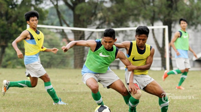 Babak I: Indonesia U-19B vs Thailand U-19, Skor 1-2