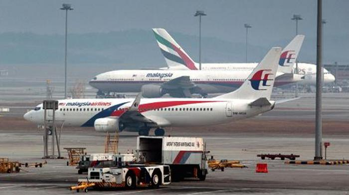 Armada Malaysia Airlines