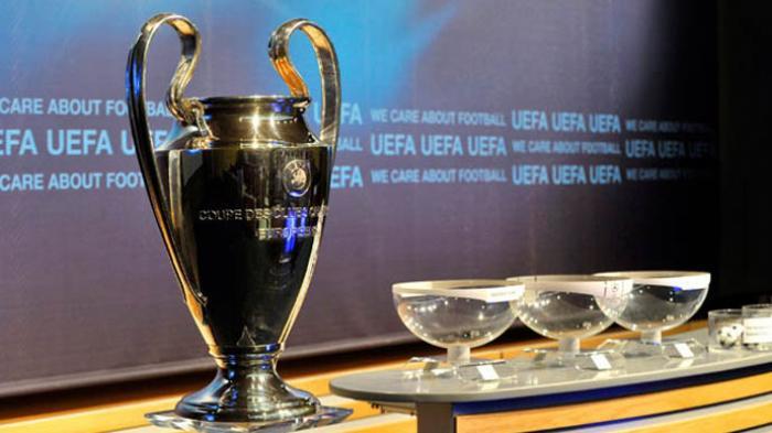 Drawing Liga Champions Eropa.