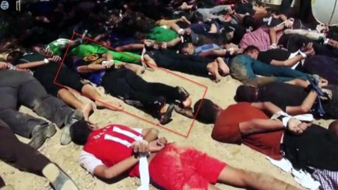 Pura-pura Mati Ali pun Lolos dari Eksekusi ISIS