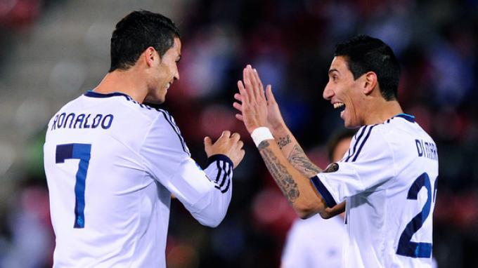 Angel Di Maria Buka Suara Soal Kuasa Cristiano Ronaldo di Real Madrid