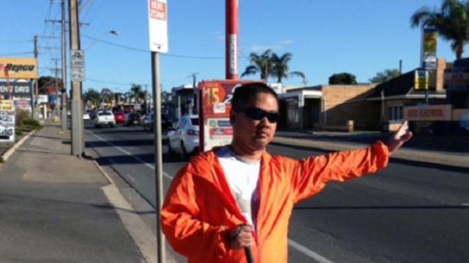Kisah Mahasiswa Tunanetra Indonesia dengan Sopir Bus di Adelaide