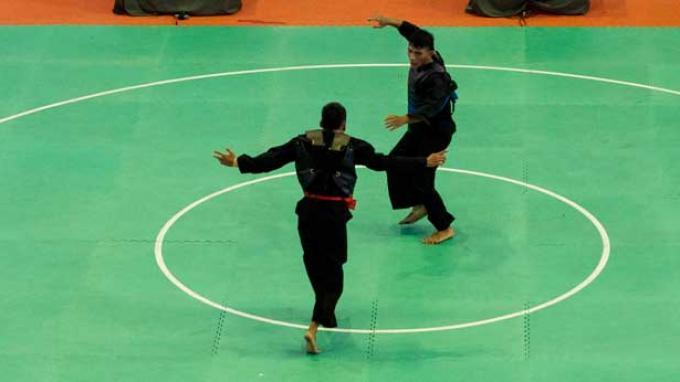 Dua Pesilat Jatim Masuk Pelatnas Asian Games dan Kejuaraan Dunia
