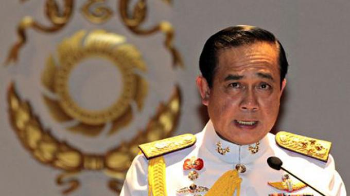 Perdana Menteri (PM) Thailand Prayuth Chan-ocha