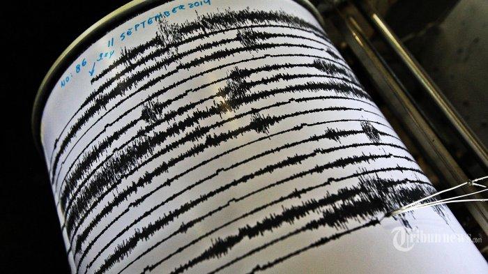 BREAKING NEWS: Sukabumi Diguncang Gempa Magnitudo 5,2 Pada Kamis Pagi
