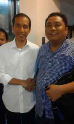 Ketua FSP BUMN FX.Arief Poyuono