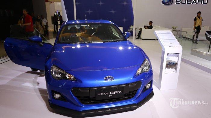Mobil Subaru BRZ
