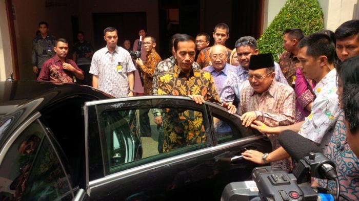 Jokowi-JK Akan Lebih Baik Jika 'On The Track'