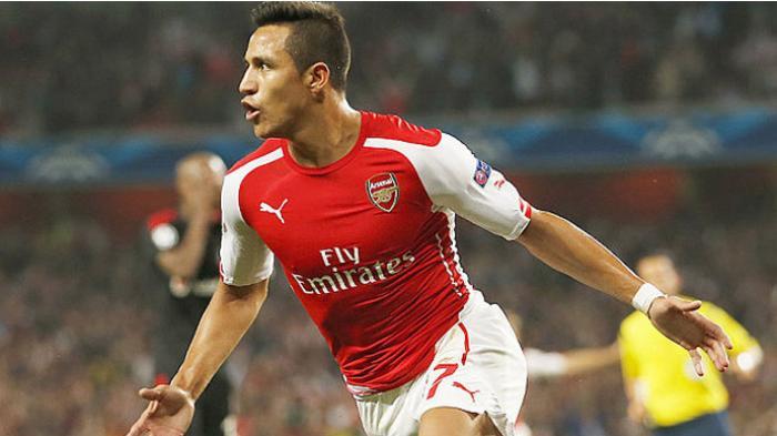 Alexis Sanchez Selamatkan Wajah Wenger