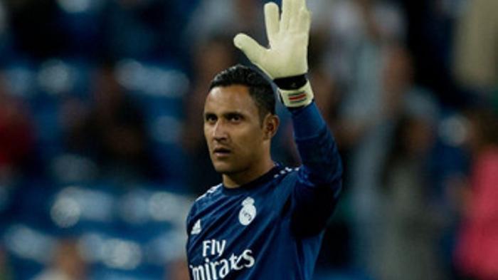 Real Madrid Harus Segera Bangkit kata Keylor Navas