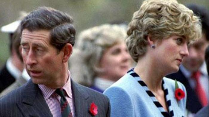Dinginnya hubungan Pangeran Charles dan mendiang Putri Diana sebelum akhirnya bercerai.