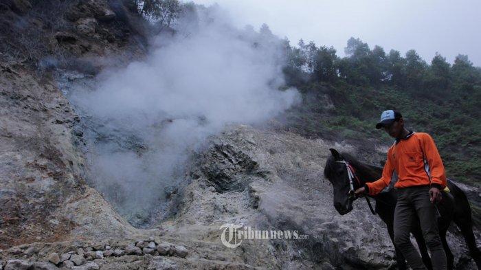 BPPT: 40 Persen Cadangan Energi Panas Bumi Dunia Ada di Indonesia, Baru 8 Persen yang Dimanfaatkan
