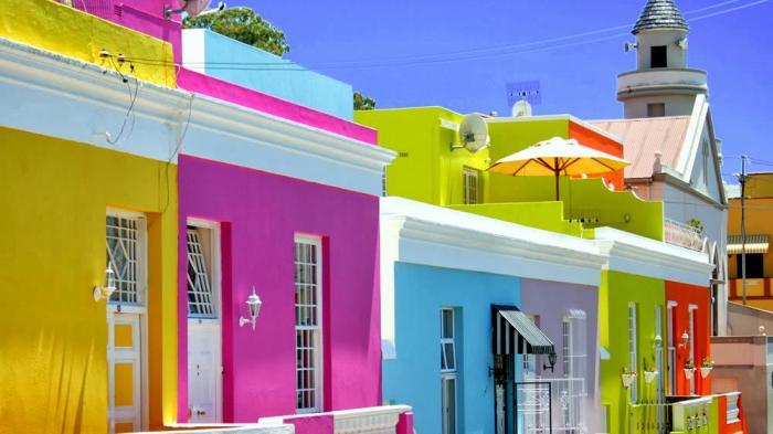 Warna Terang Redam Panas di Dalam Rumah