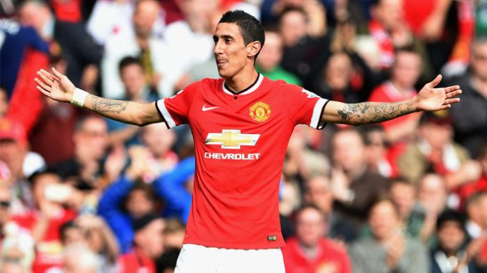 Manchester United 2-1 Everton: Di Maria Man of The Match
