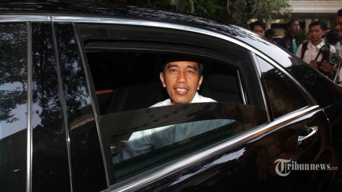 Jokowi Lega, Pengunduran Disetujui DPRD DKI