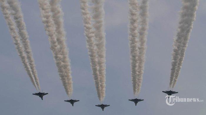 Koopsau II: Jadwal Latihan Jet Tempur Sukhoi Tak Bisa Diumumkan