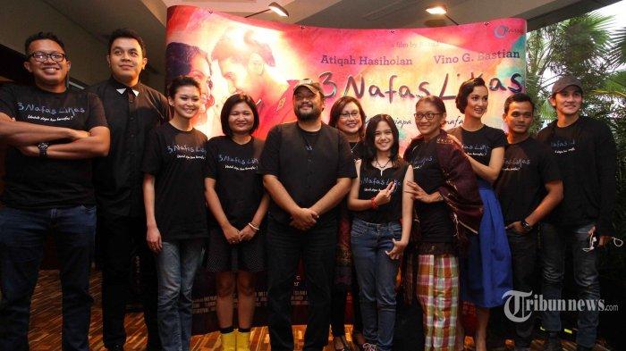 Sutradara Film 3 Nafas Likas Riset Budaya Karo di Kedai Kopi