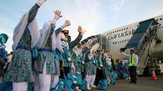 60 Calon Jemaah Haji Asal Makassar Gagal Terbang Diminta Bersabar Tunggu Visa