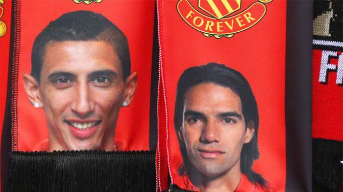 De Gea: Angel Di Maria dan Falcao Cepat Menyatu dengan 'Darah' Manchester United