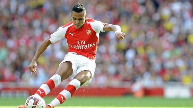 Sanchez Manfaatkan Blunder Brown, Sunderland 0-1 Arsenal