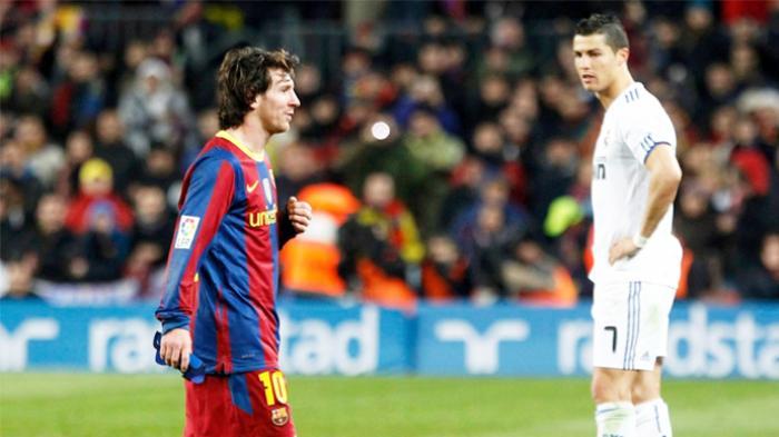 Top 10 Rating Pemain FIFA 21: Lionel Messi Pertama, Cristiano Ronaldo Kedua