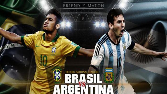 Jadwal Semifinal Copa America 2021, Skenario Final Idaman Brasil Vs Argentina, Messi Jadi Raja Gol