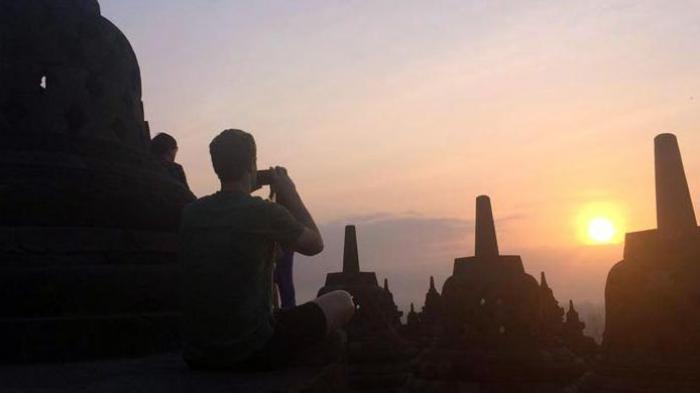 Ulah Mark Zuckerberg Bikin Borobudur Mendunia