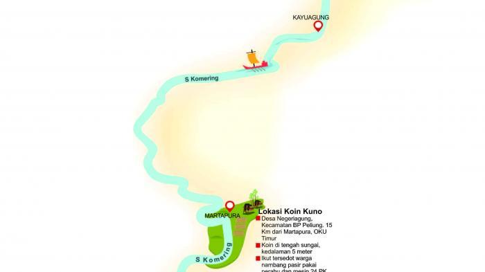 Pengamat: Sungai Komering Jalur Utama Perdagangan Kapal Tiongkok