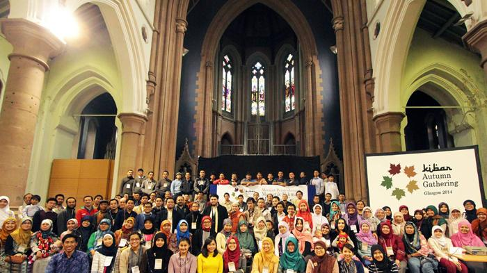 WNI Muslim di di Inggris Raya Gelar Acara Menyambut Tahun Baru 1436 Hijriah
