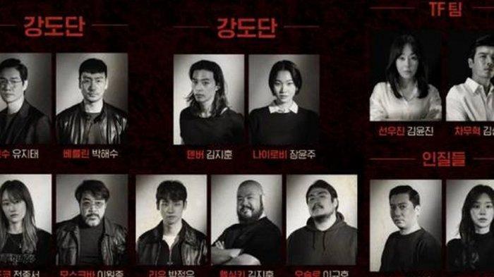 Sudah Dalam Tahap Produksi, Serial Netflix 'Money Heist' Versi Korea Selatan Malah Ganti Aktor, Ada Apa?