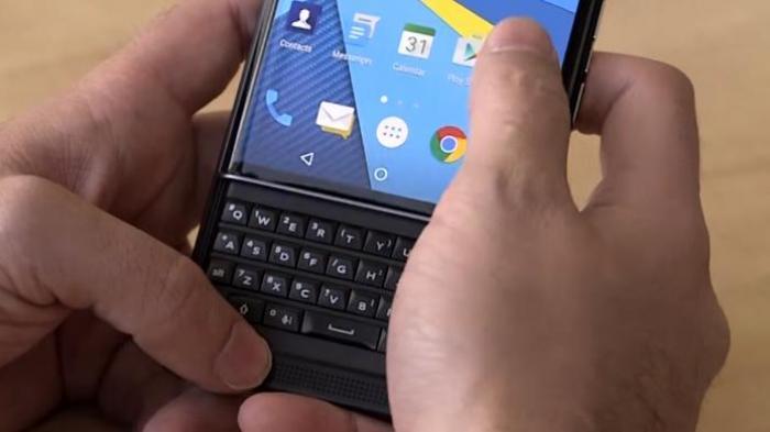 Blackberry 'Cameback' Lagi di Korea Selatan lewat Android Priv
