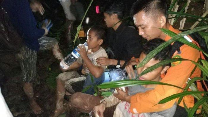 Minum Air Hujan Sampai Dipatuk Ular Berbisa, Kisah 21 Anak Pramuka Tersesat di Hutan Rimba Kolaka