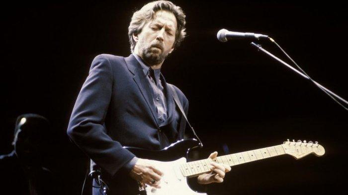 Penyanyi Eric Clapton Kembali Sapa Penggemar Lewat Tur Musik di AS