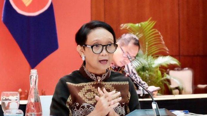 Menlu Retno Marsudi Bagikan Kunci Wujudkan Kesetaraan Gender dalam Rumah Tangga