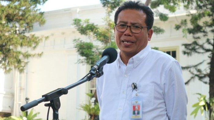 Fadjroel Rachman usai ditunjuk sebagai Staf Khusus Presiden Bidang Komunikasi sekaligus Juru Bicara Presiden.