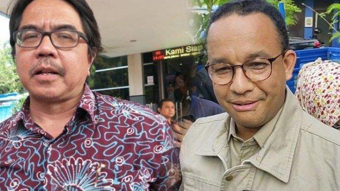Kritik Pedas Ade Armando untuk Anies Baswedan, Mulai Gagal Atasi Banjir hingga Peluang 2024