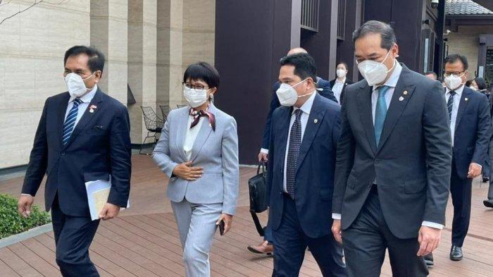 Tiga Menteri Terbang ke China, Ini Rincian Kerja Sama yang Akan Dibahas